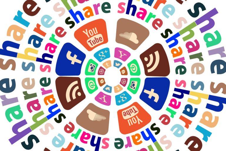 Dela gärna min blogg i sociala medier!