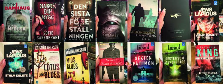 Bokskörden från Crimetime Gotland 2017