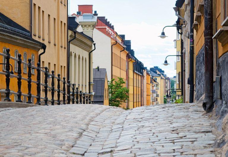 Våra drömmars stad – om Stockholm och människorna där
