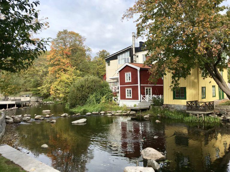 Besök i Norrtälje